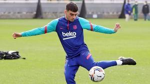 Así ha sido el entrenamiento del FC Barcelona... ¡con Pedri!