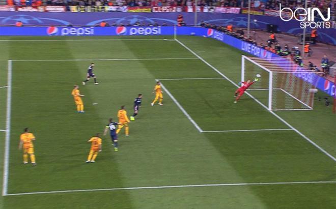 El gol de Griezmann