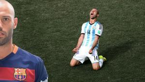 Javier Mascherano se retira del fútbol profesional