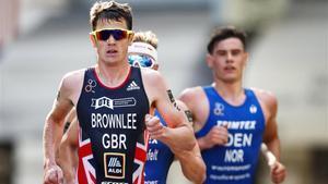 El inglés Jonathan Brownlee ganó este sábado en Edmonton