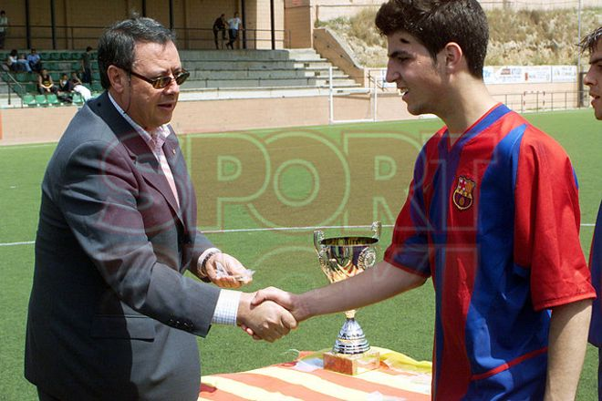 20. Cesc Fàbregas 2002-03