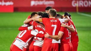 El Girona acumula dos derrotas, una victoria y un empate en sus partidos recientes