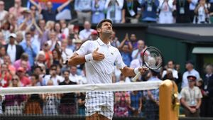Djokovic suma otro título más y seguirá siendo el número uno