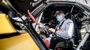 Sainz, a punto de iniciar una nueva aventura en el Dakar