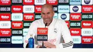 Zidane, en titulares: Se lo voy a poner muy fácil al club