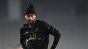 Neymar todavía no ha renovado con el PSG