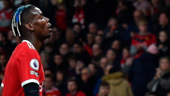 """Sigue el incendio en Manchester: """"Si Pogba no juega, el equipo no lo echará de menos"""""""