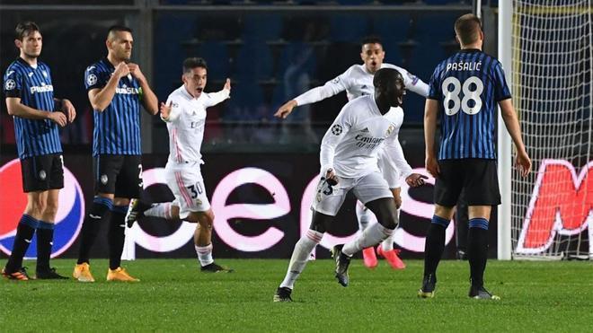 El 1x1 del Atalanta - Real Madrid