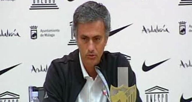 Mourinho, encantado con el juego de su equipo