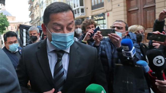La Generalitat propone 2,36 millones de multa al Valencia