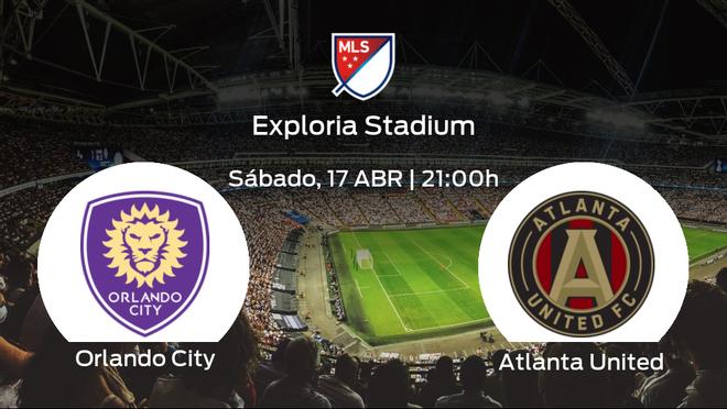Previa del partido: inicia el torneo para el Orlando City jugando ante el Atlanta United