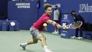 El austriaco ya está en la final del US Open