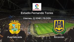 Previa del partido: CF Fuenlabrada - Alcorcón