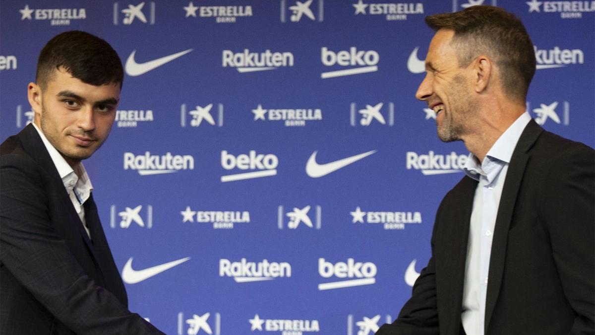 Ramon Planes podría salir del Barça