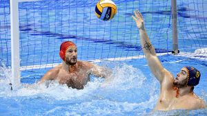 Serbia - España de waterpolo masculino Tokio 2020, en directo