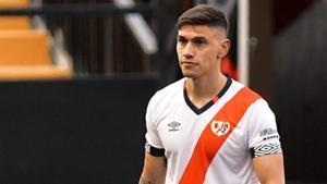 Emiliano Velázquez, baja casi segura ante el Barça