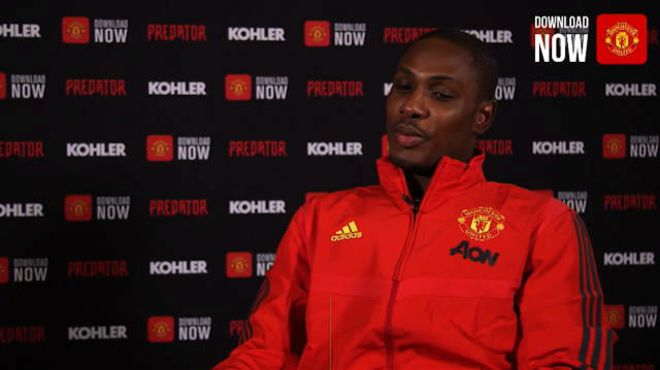 Ighalo seguirá en el Manchester United