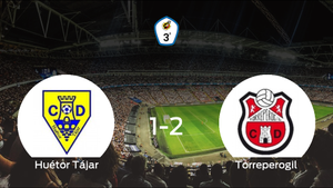 El Torreperogil se lleva los tres puntos frente al Huétor Tájar (1-2)
