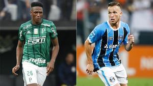 El Barça negociará por Yerry Mina y Arthur