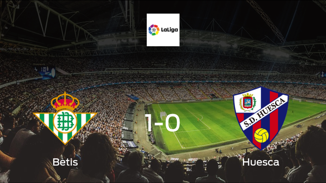 Huesca suffer at the hands of Betis as home team is triumphant