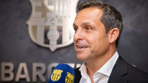Sergi Barjuan afronta el reto del Barça B tras dos años de parón en los banquillos
