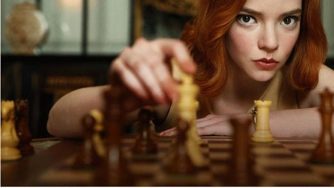 Gambito de dama, la serie del momento