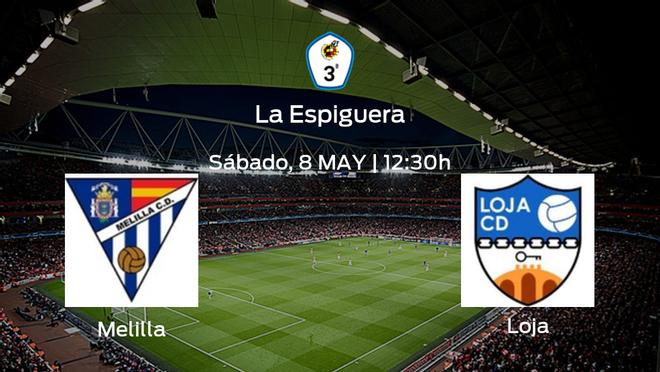 Previa del partido de la jornada 6: Melilla CD contra Loja