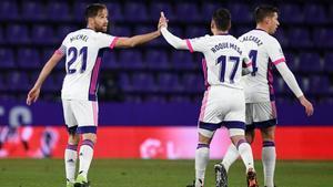 Si el Valladolid no logra sumar puntos, podría caer en la zona de descenso