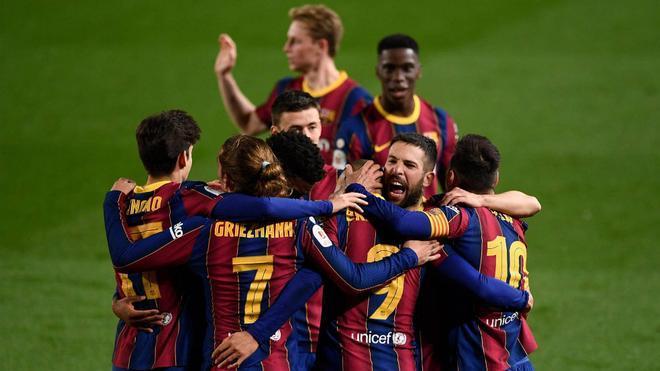 Creer, creer y creer: así fue la gloriosa remontada del Barça ante el Sevilla que sella su pase a la final de Copa