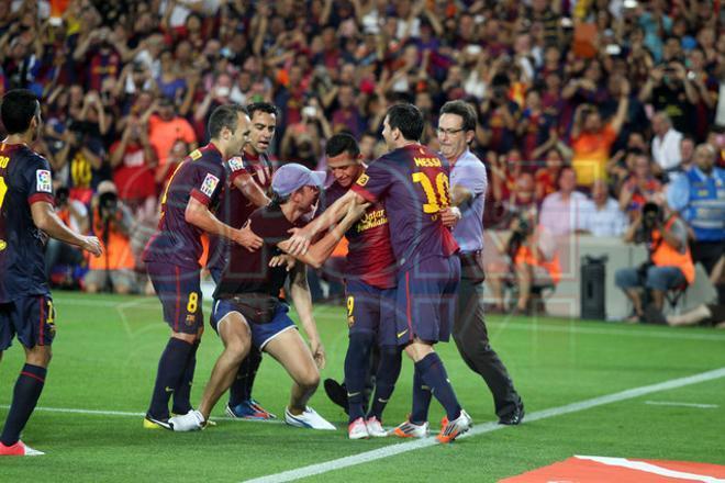 FC BARCELONA, 3 - REAL MADRID, 2