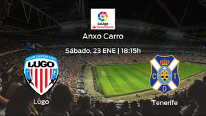 Previa del encuentro: el Lugo recibe al Tenerife