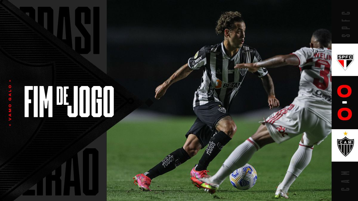El Atlético Mineiro empata, aunque se mantiene líder