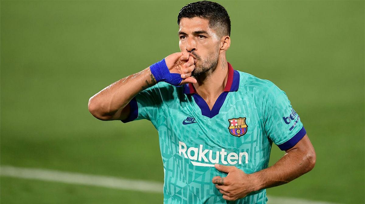 Luis Suárez, ¿a un paso de la Juventus?