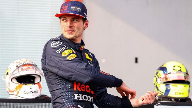 Max Verstappen tras el GP de Emilia Romagna