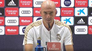 Zidane: Lo de Hazard no es una recaída para nada