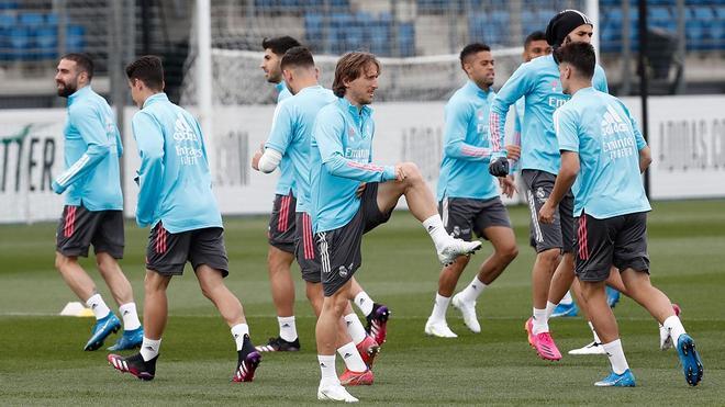 Zidane confirma el regreso de Hazard más Modric y la baja de Kroos