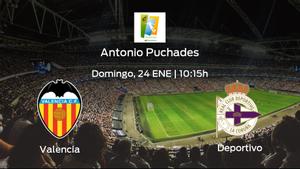 Previa del encuentro: el Valencia Femenino recibe al Deportivo Abanca en la decimosexta jornada