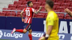 Correa, Jugador Cinco Estrellas de abril