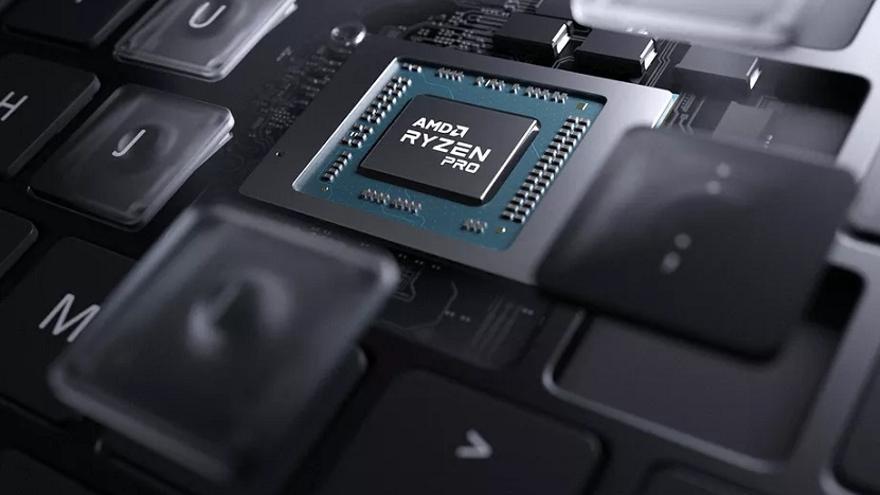 Así son los Ryzen Pro 5000 de AMD, procesadores pensados para equipos ultraligeros y empresas