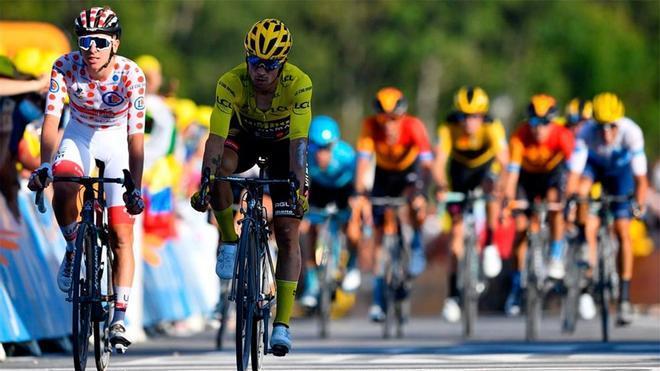 Pogaçar y Roglic, los dos grandes dominadores del Tour