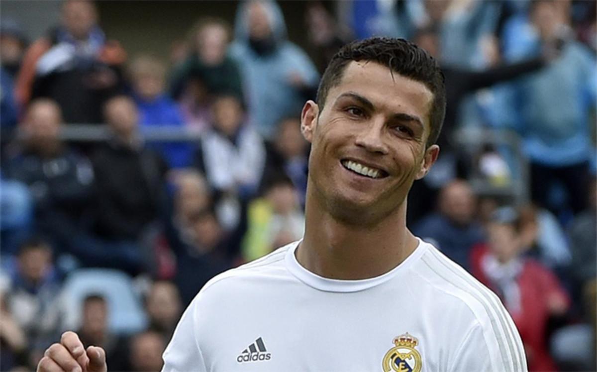 Cristiano Ronaldo se reunión con el presidente del PSG