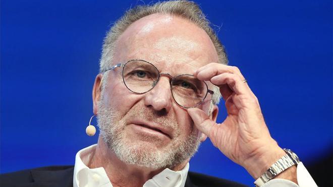 Karl-Heinz Rummenigge, en una imagen de archivo