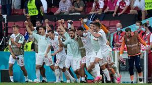 La euforia de España