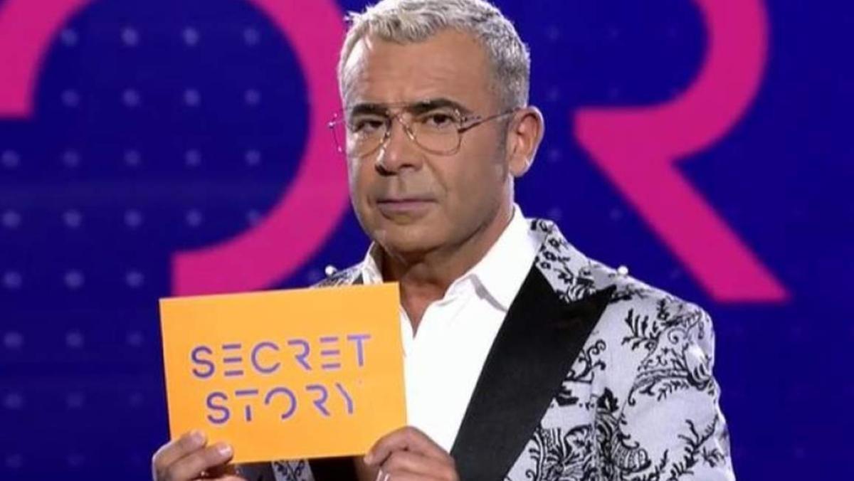Jorge Javier en una gala de Secret Story