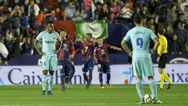 LALIGA FCB | Levante - FC Barcelona (5-4)