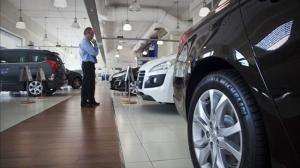 El mercado automovilístico español se hunde un 38,4% en febrero