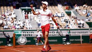 Djokovic gana su segundo Roland Garros