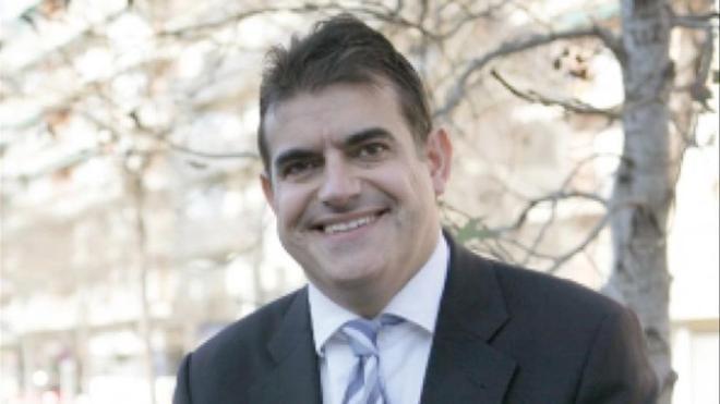 Lluís Fernández Alà, candidato a las elecciones del Barça