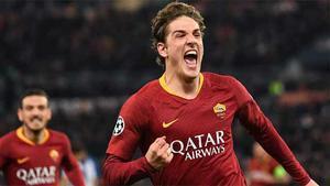 Él solo pudo con el Porto: el doblete de Zaniolo para la victoria de la Roma