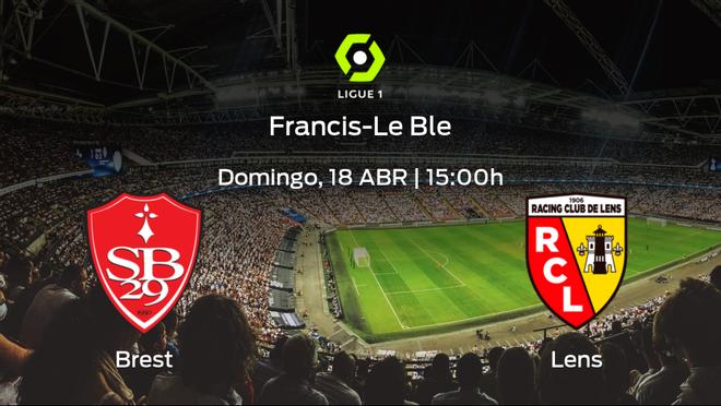 Previa del encuentro: el Brest recibe al Racing de Lens